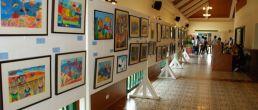 Exhibittion Art 1st วันโลกทะเลชุมพร ครั้งที่1 โรงแรมโนโวเทล ปากน้ำ ชุมพร 2552