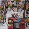 พี่เพ้นท์ เด็กศิลป์บ้านรักศิละชุมพร ชนะเลิศเหรียญทอง Gold Award นิทรรศการศิลปะเด็กนานาชาติ สีเพนเทล ครั้งที่ 42 โตเกียว ญี่ปุ่น