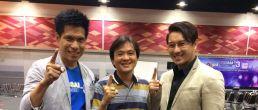 WorkShop PaperMache ศิลปะจากกระดาษที่ใช้แล้ว ช่วยลดโลกร้อน โครงการคิดใสไทยแลนด์ ซีซั่น3 By P'Sax tv360′ @Central KhonKaen 24-8-60